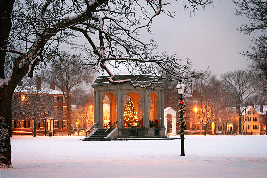 Christmas in Salem - Salem Common