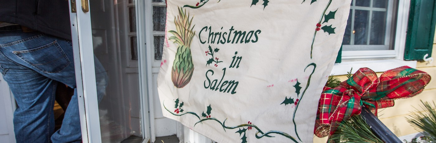 A holiday tradition in Salem, Mass.